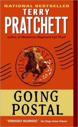 Going Postal (Discworld Series)