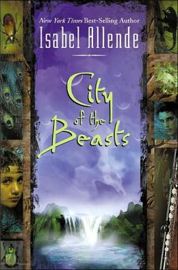 City of the Beasts (Alexander Cold Series #1)
