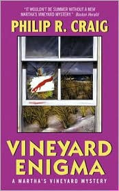 Vineyard Enigma (Martha's Vineyard Mystery Series #13)