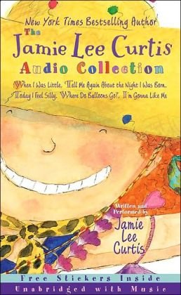 Jamie Lee Curtis Audio Collection
