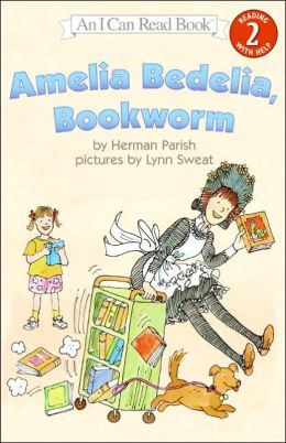 Amelia Bedelia, Bookworm (I Can Read Books Series: A Level 2 Book)