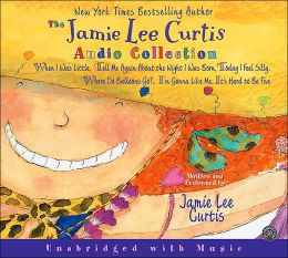 Jamie Lee Curtis CD Audio Collection