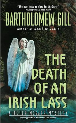 Death of an Irish Lass (Peter McGarr Series)