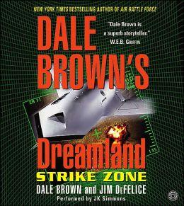 Strike Zone (Dreamland Series #5)