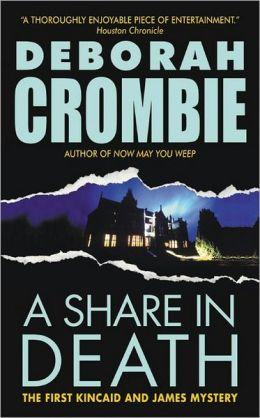 A Share in Death (Duncan Kincaid and Gemma James Series #1)