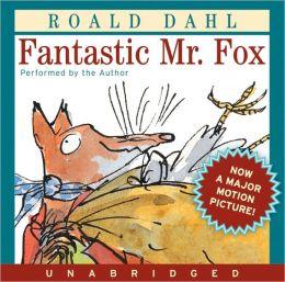 Fantastic Mr. Fox AudioBook