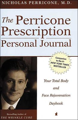 Perricone Prescription Personal Journal: Your Total Body and Face Rejuvenation Daybook