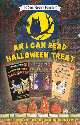 I Can Read Halloween Treat