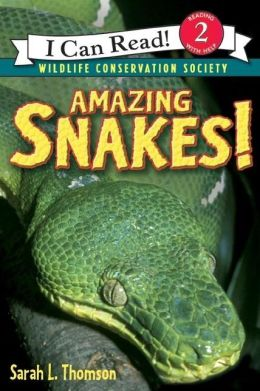Amazing Snakes! (I Can Read Level 2 Series)