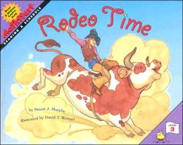 Rodeo Time: Reading a Schedule (MathStart 3 Series)