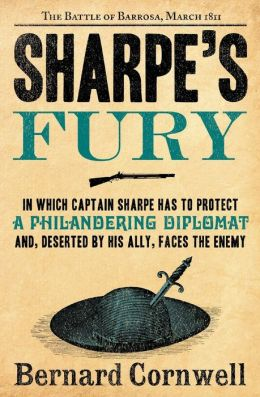 Sharpe's Fury (Sharpe Series #11)
