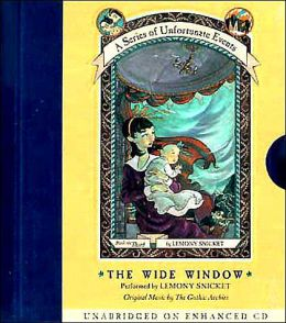 The Wide Window: Book the Third (A Series of Unfortunate Events)
