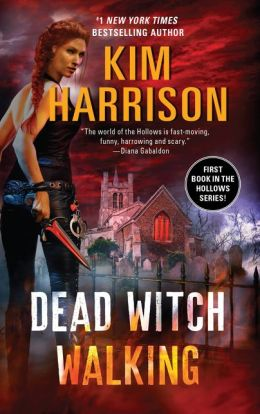 Dead Witch Walking (Hollows Series #1)