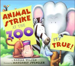 Animal Strike at the Zoo. It's True!