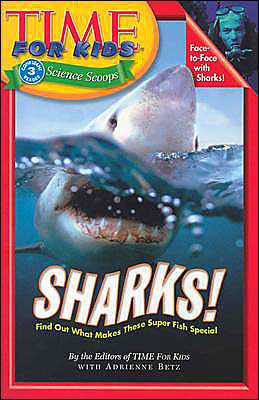 Sharks! (TFK Science Scoops Series)