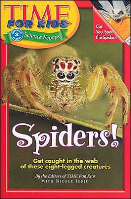 Spiders! (TFK Science Scoops Series)