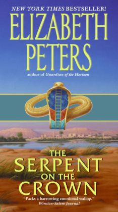 The Serpent on the Crown (Amelia Peabody Series #17)