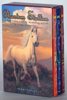 Phantom Stallion Box Set: The Wild One / Mustang Moon / Dark Sunshine (Phantom Stallion Series)