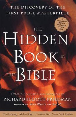 Hidden Book in the Bible