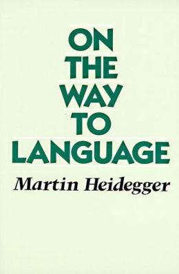 On the Way to Language
