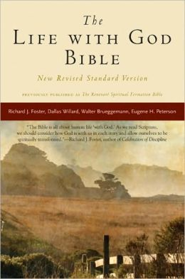 Renovare Spiritual Formation Bible: New Revised Standard Version (NRSV)