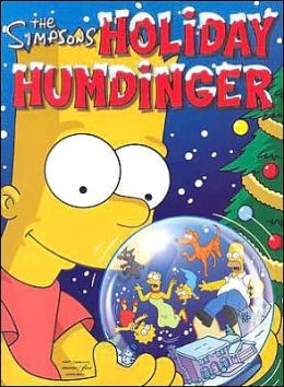 Simpsons Holiday Humdinger