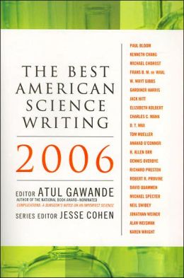 2006 best essay The best american poetry 2006 begins with an essay by the series editor, david lehman, introducing this year's guest editor, billy collins david lehman: began the best american poetry series in 1988.