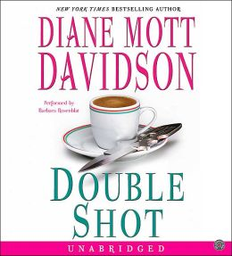 Double Shot (Culinary Mystery Series #12)
