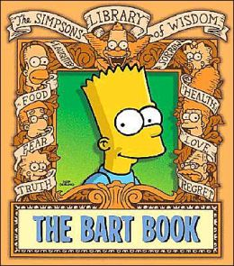 Bart Book: The Simpsons Library of Wisdom