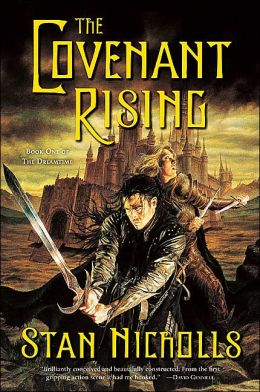 Covenant Rising: Book One of the Dreamtime