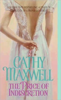 The Price of Indiscretion (Cameron Sisters Series #2)