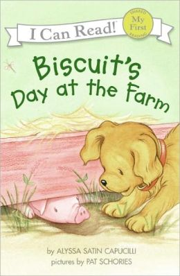 Biscuit's Day at the Farm (My First I Can Read Series) by ...
