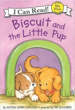 Biscuit and the Little Pup (My First I Can Read Series)