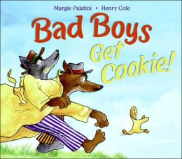 Bad Boys Get Cookie!