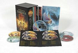 The Chronicles of Narnia Book and Audio Box Set