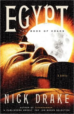 Egypt: The Book of Chaos (Rahotep Series #3)