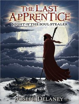 Night of the Soul Stealer (Last Apprentice Series #3)