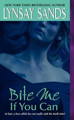 Bite Me If You Can (Argeneau Vampire Series #6) by Lynsay ...