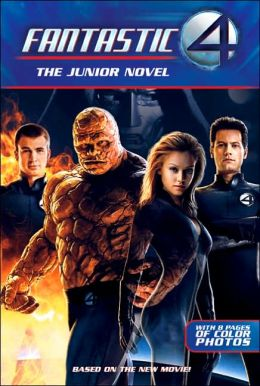 Fantastic Four: The Junior Novel