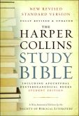 Book Cover Image. Title: HarperCollins Study Bible - New Revised Standard Version, Author: Harold W. Attridge