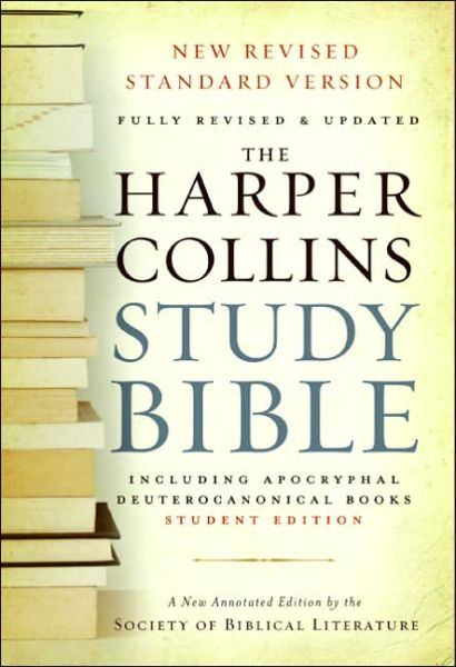 HarperCollins Study Bible - New Revised Standard Version