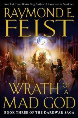 Wrath of a Mad God (Darkwar Saga Series #3)
