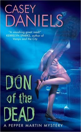 Don of the Dead (Pepper Martin Series #1)