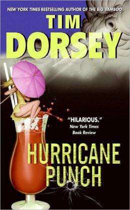 Hurricane Punch (Serge Storms Series #9)
