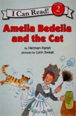 Amelia Bedelia and the Cat (I Can Read Book 2 Series)