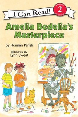 Amelia Bedelia's Masterpiece (I Can Read Book 2 Series)