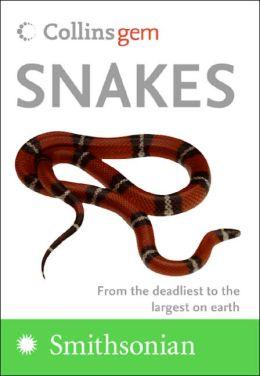 Collins Gem: Snakes