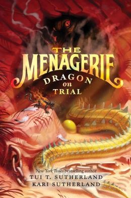 Dragon on Trial (The Menagerie Series #2)