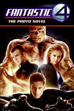 Fantastic Four: The Photo Novel