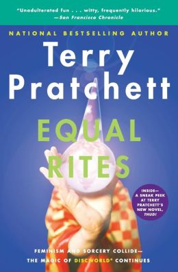 Equal Rites (Discworld Series #3)